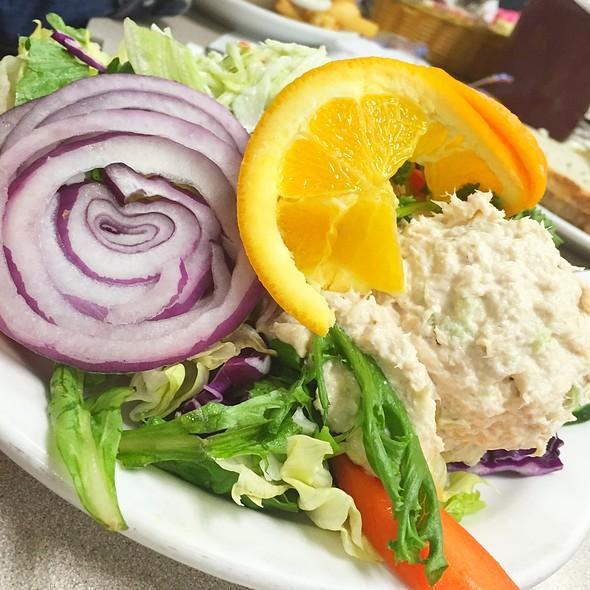 Whitefish Salad @ D.Z. Akin's Restaurant