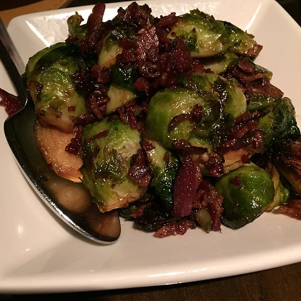 caramelized brussels sprouts - Carnevor, Milwaukee, WI