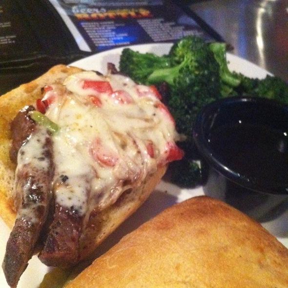 Italian Steak Dip