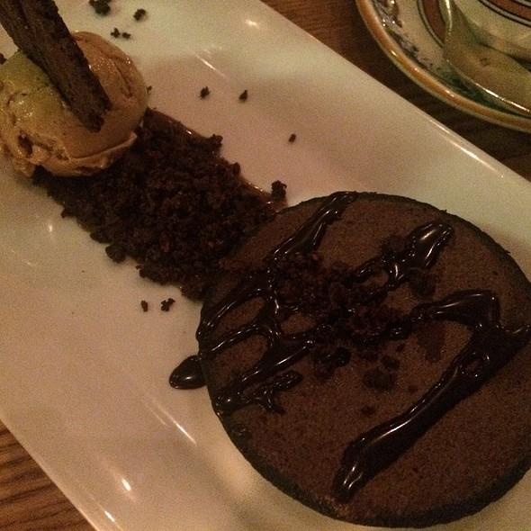 Chocolatee Mousse - Nick & Toni's Cafe Manhattan, New York, NY