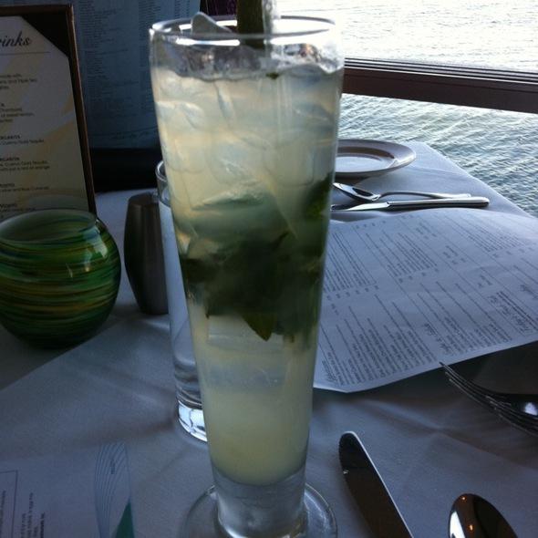 Mohito Lux - Peohe's - Coronado Waterfront Restaurant, Coronado, CA