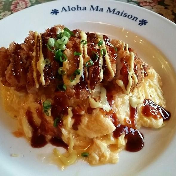 Ma maison menu singapore singapore foodspotting for Aloha ma maison singapore