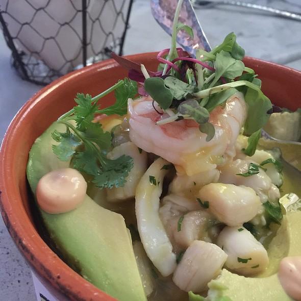 Habanero Ceviche @ Avocado Grill