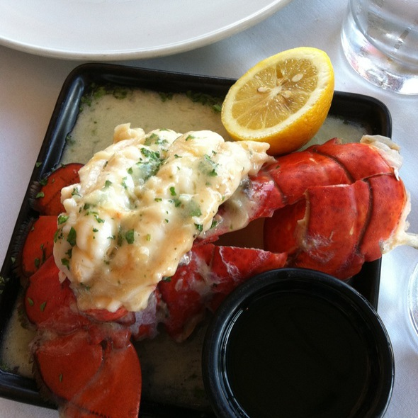 Lobster Tail - Peohe's - Coronado Waterfront Restaurant, Coronado, CA