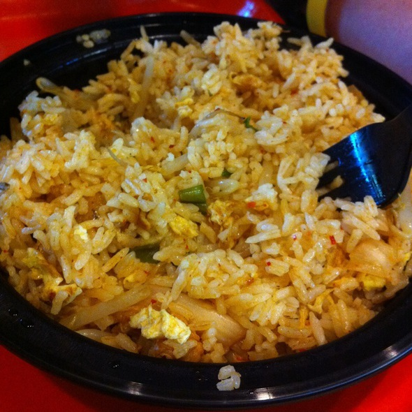 Kimchi Fried Rice @ Noodles