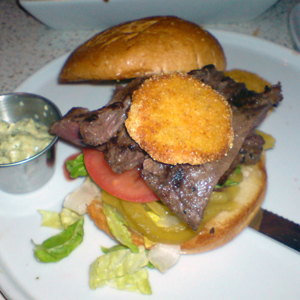 Burger @ The Counter