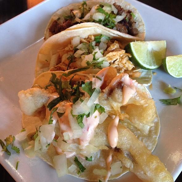 Tacos @ The Mexzican Gourmet