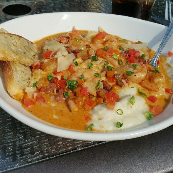 Shrimp and Grits - Palmers Fresh Grill, Lexington, KY