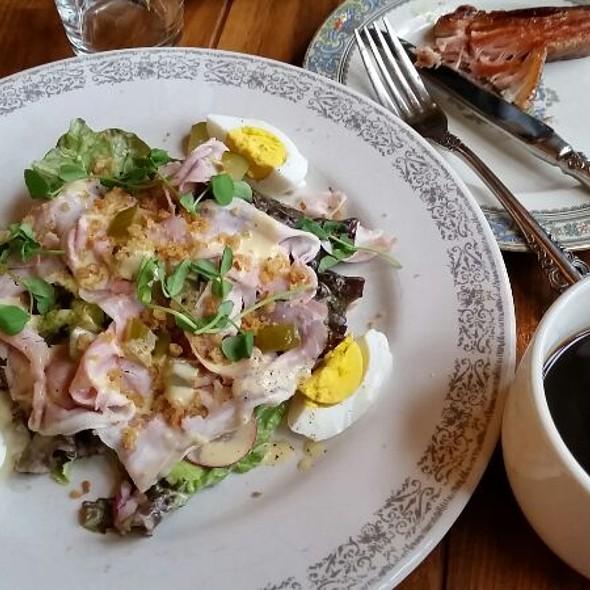 Smoked Pork Loin, Radish, Cornichon, Boiled Eggs & Dill @ The Publican
