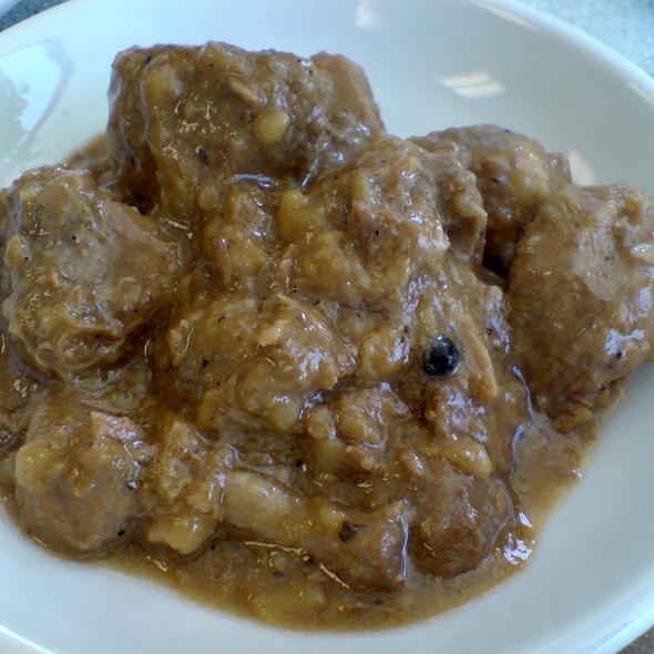Pork Adobo @ Tina's Kusina