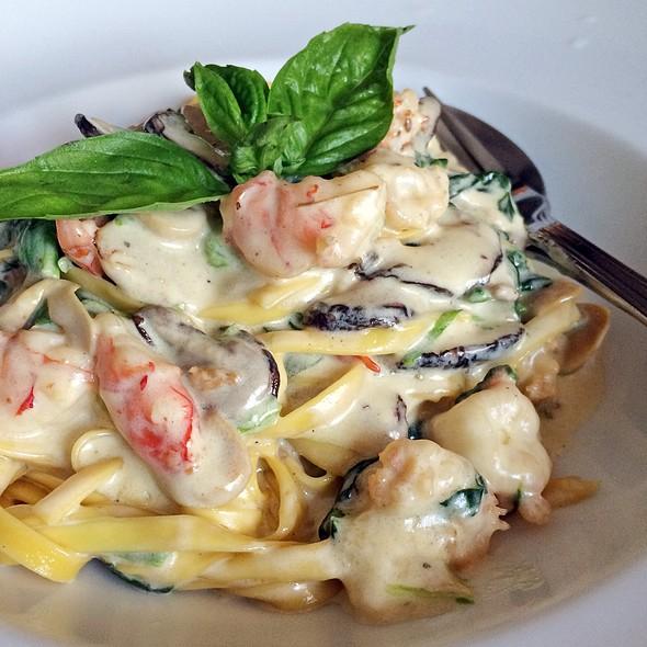 Tagiolini Delicati @ Bacco–Osteria da Sergio