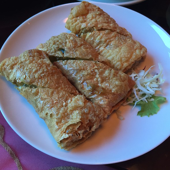 Fried Spring Rolls (Tofu)