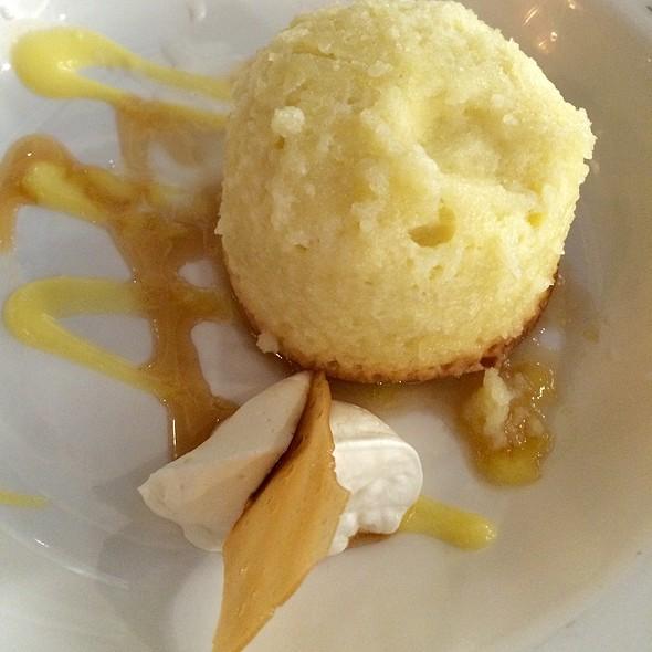 Coconut Tres Leche Cake @ Disney Magic
