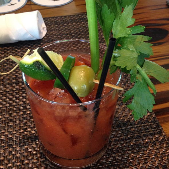 Bloody Mary - LARK on the Park, Dallas, TX