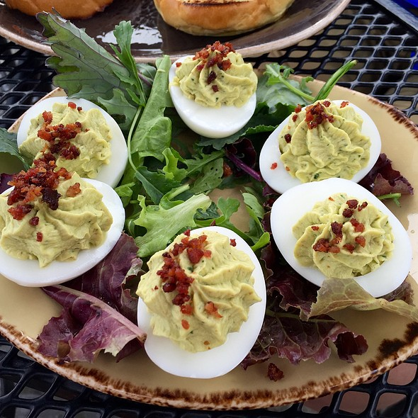 Deviled Eggs - Severn Inn, Annapolis, MD