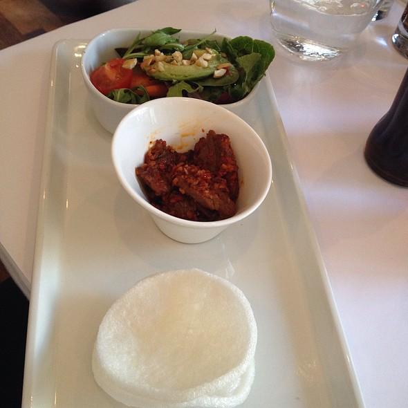 Steak Salad @ Orientalsk Køkken
