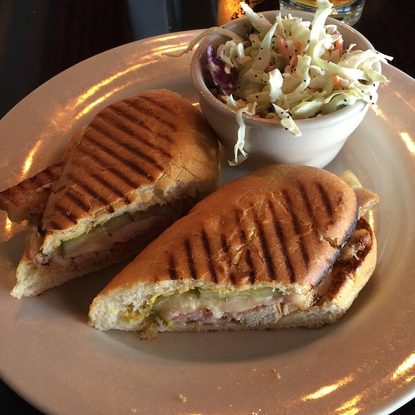 Cuban Sandwich @ Twisted Pig Bar And Grill