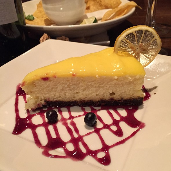 Lemon Cheesecake @ Doolittle Woodfire Grill