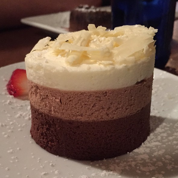 Triple Chocolate Mousse @ The Cellar on Greene