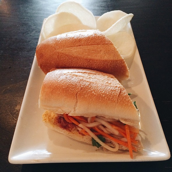 Pork Belly Bahn Mi @ An Choi