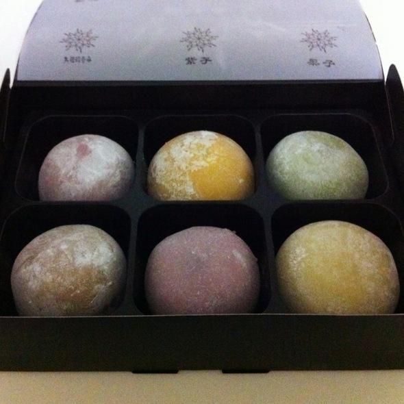 Mochi @ Mochi Sweets