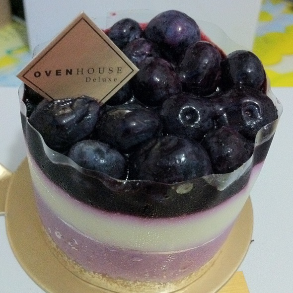 Berry Bubble @ Ovenhouse
