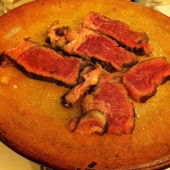 Chuleton @ Gaudi Restaurant