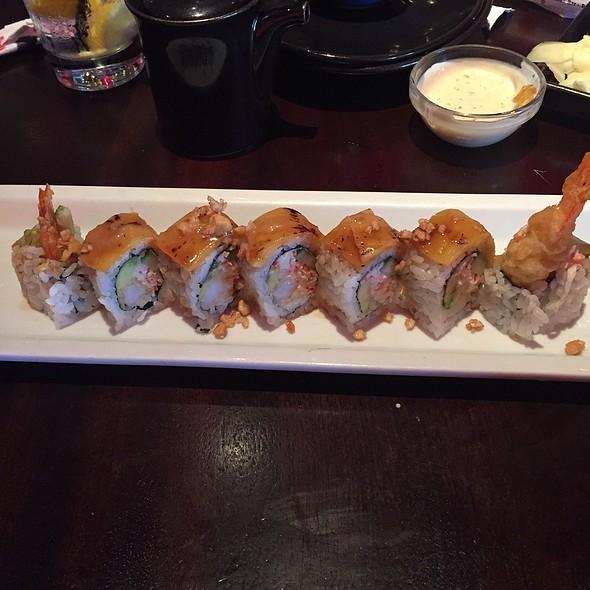Pineapple Shrimp Roll