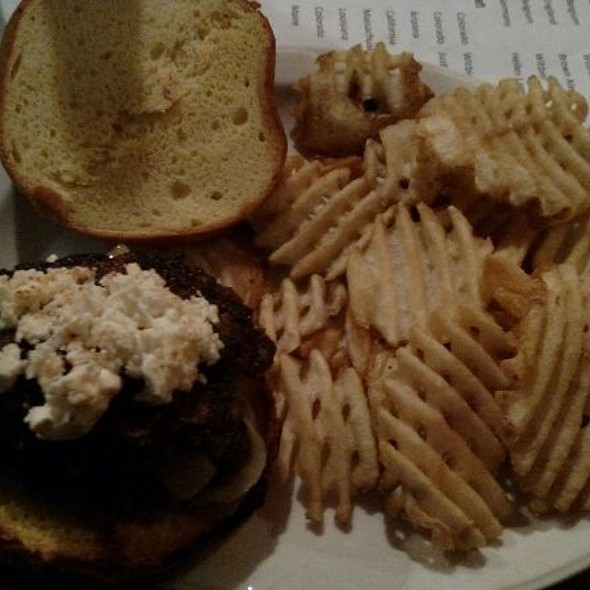 N'awlins Burger And Waffle Fries