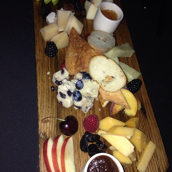 Cheese Plate @ Bound'ry