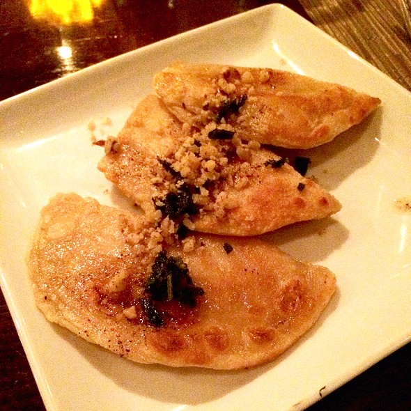 Pierogi - buku: Global Street Food, Raleigh, NC