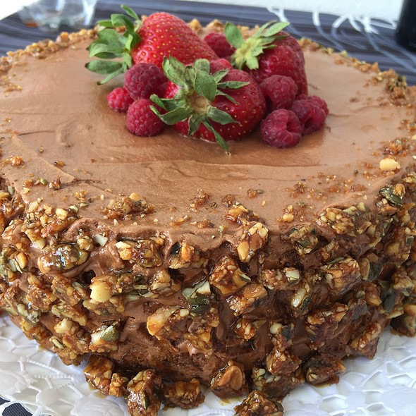 Chocolate Cake @ Ti Patricia Restaurant