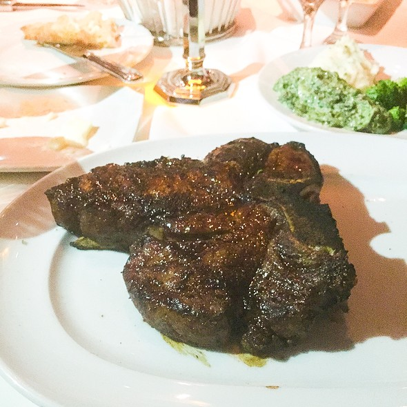 Porterhouse - Mastro's Steakhouse - Chicago, Chicago, IL