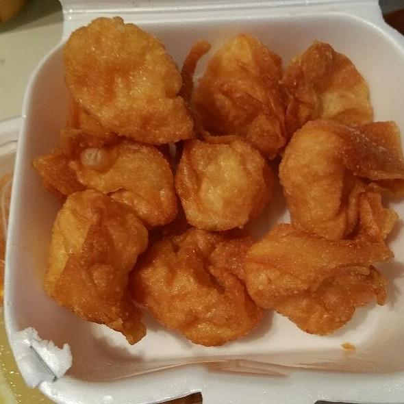 Ha Ha Chinese - Shrimp Fried Wontons - Foodspotting