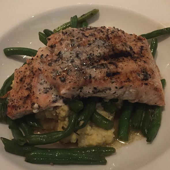 Salmon - Green Valley Grill, Greensboro, NC