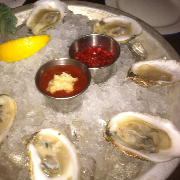 Oysters - Max's Oyster Bar, West Hartford, CT