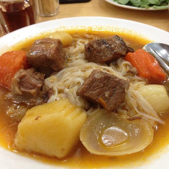 Beef Stewed Noodle