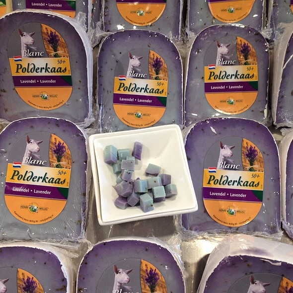 Lavander Cheese @ The Cheese Store