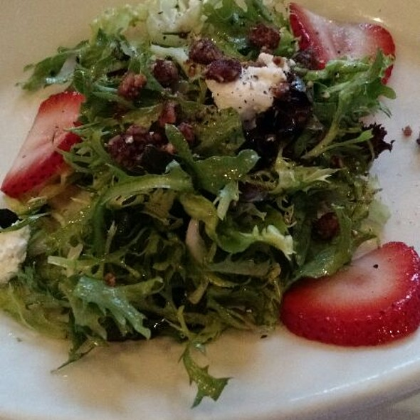 Frisee Salad - Brenner's Steakhouse Katy Freeway, Houston, TX