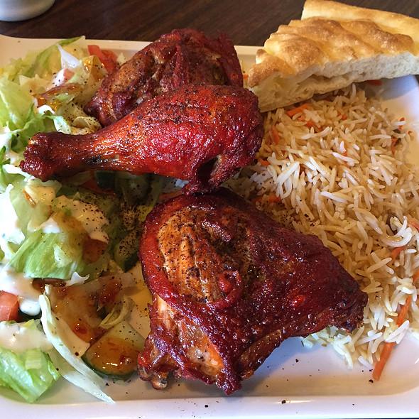 Afghan kabob and donair menu saskatoon sk foodspotting for Afghan kabob cuisine