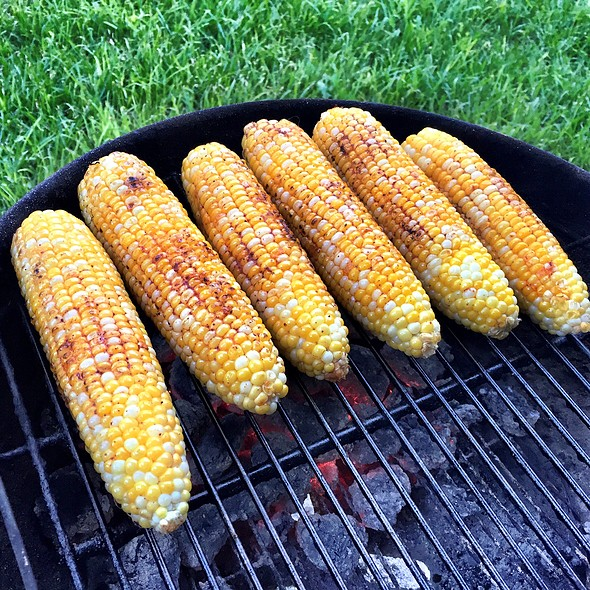 Corn on the Grill @ Polo Manor