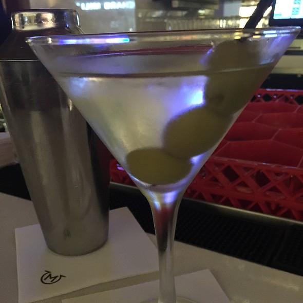 Tito's Vodka Martini - Mastro's Ocean Club - Las Vegas, Las Vegas, NV