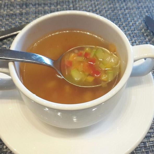 Minestrone Soup @ Hilton Bursa Convention Center and Spa