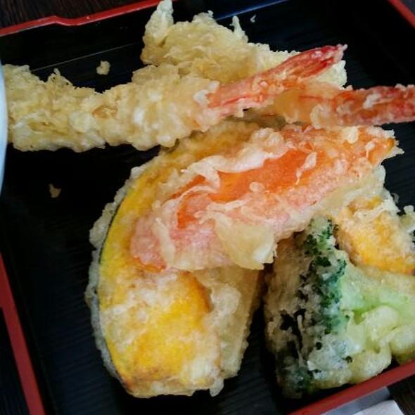 Tempura @ Spiral Japanese Restaurant
