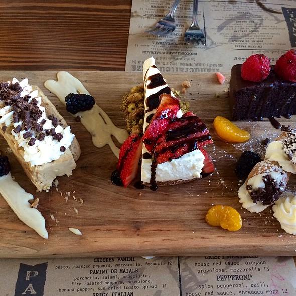 Pastry Tasting @ Bella Coast