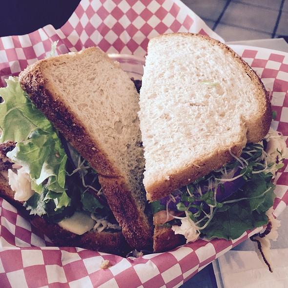 Turkey Avocado Sandwich @ Zemer's Deli