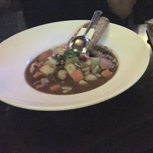 Irish Stew @ de Vere's Irish Pub
