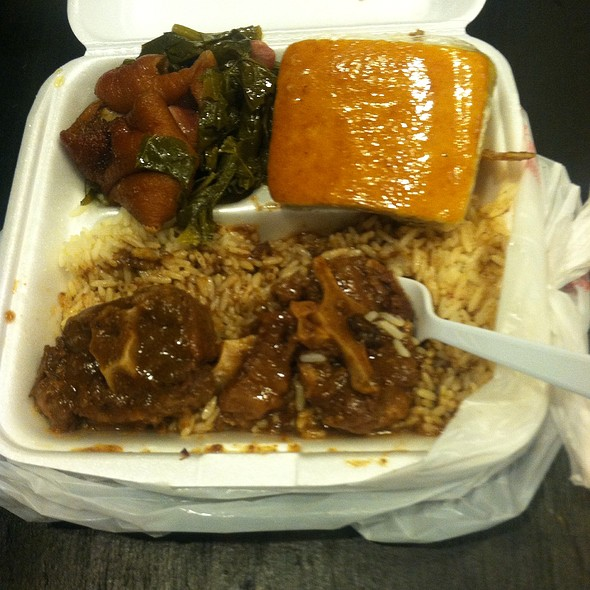 Mikki S Soul Food Cafe Menu Houston Tx