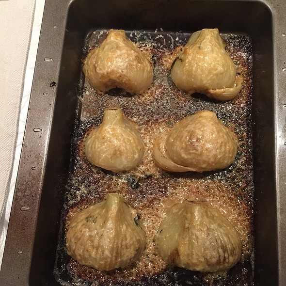 Baked Fennel @ Z'graggen's Family Home