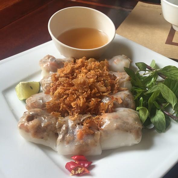 Banh Cuon @ Nha Hang Ngon